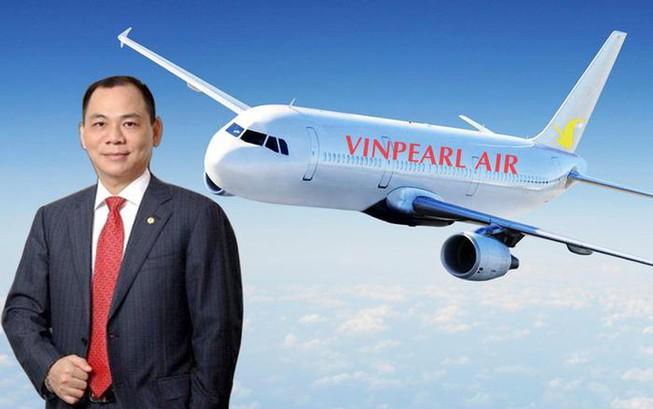 Tỉ phú Phạm Nhật Vượng bơm ngàn tỉ vào hàng không - Ảnh 1