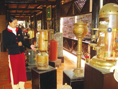 Các loại bình pha cà phê của châu Âu từ thế kỷ 19
