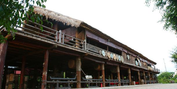 Nhà dài - đặc trưng Văn hóa Tây Nguyên