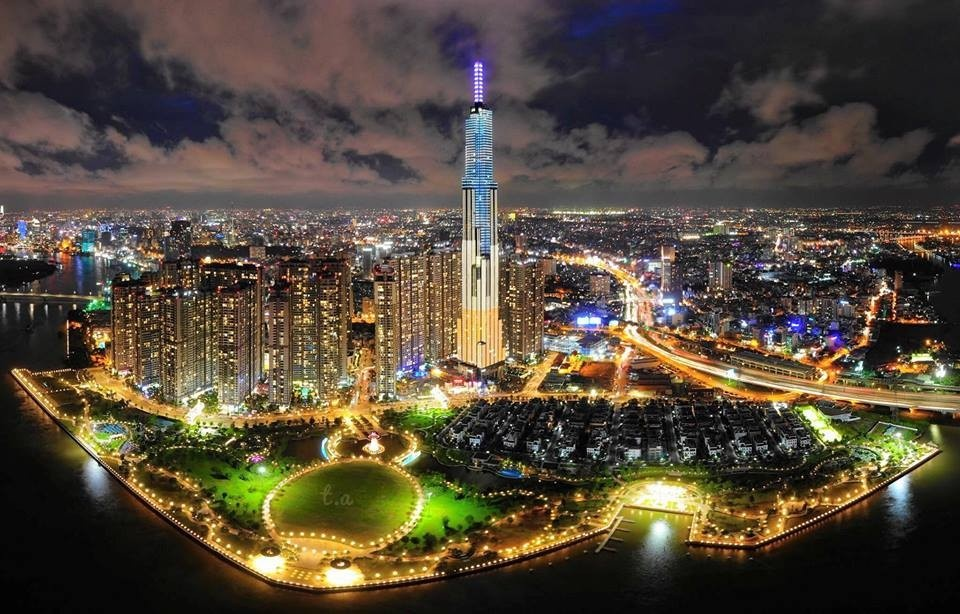 Landmark 81 – Tòa nhà cao nhất Việt Nam