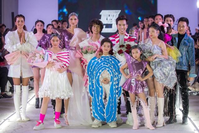 Ivan Trần được biết đến là một nhà thiết kế trẻ tài năng.