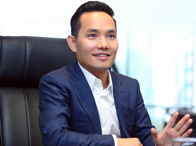 """Nguyễn Bá Sáng, """"người lái đò"""" của Tập đoàn An Gia"""