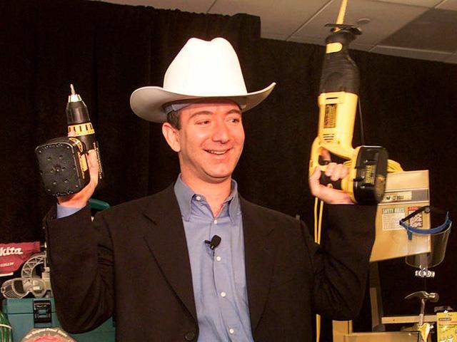 Jeff Bezos xây dựng đế chế 1.400 tỷ USD và trở thành người giàu nhất thế giới như thế nào? - Ảnh 1.