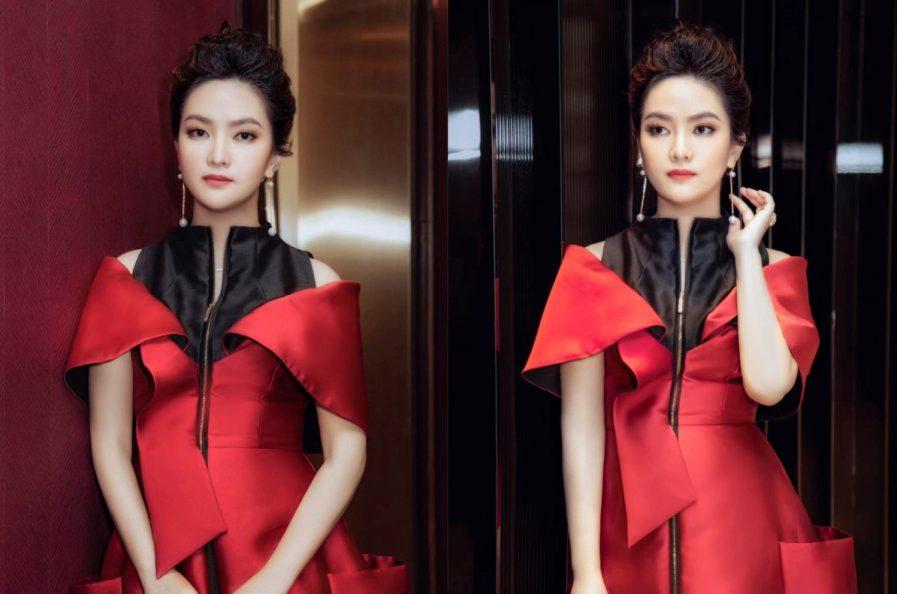 Phong cách thời trang tạo nên thần thái của doanh nhân Thái Thiên Hồng Đào