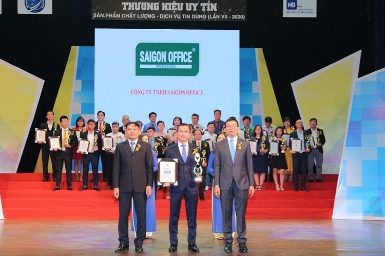 """CEO Nguyễn Ngọc Quỳnh: """"Saigon Office kiên định mục tiêu hỗ trợ doanh nghiệp trong và ngoài nước"""""""