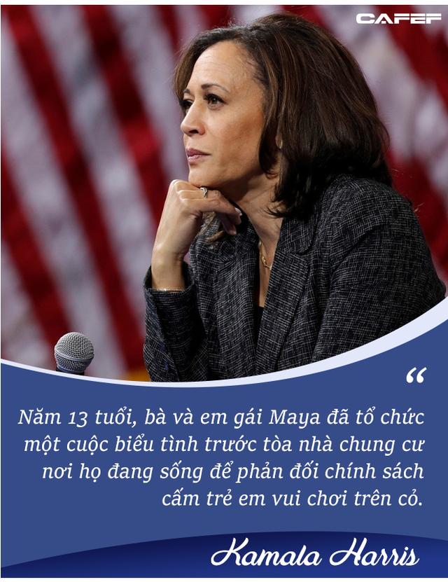 Chân dung Phó Tổng thống Mỹ đầu tiên thăm Việt Nam: Người phụ nữ của những điều chưa bao giờ mang làn gió mới đến chính trường Mỹ - Ảnh 2.