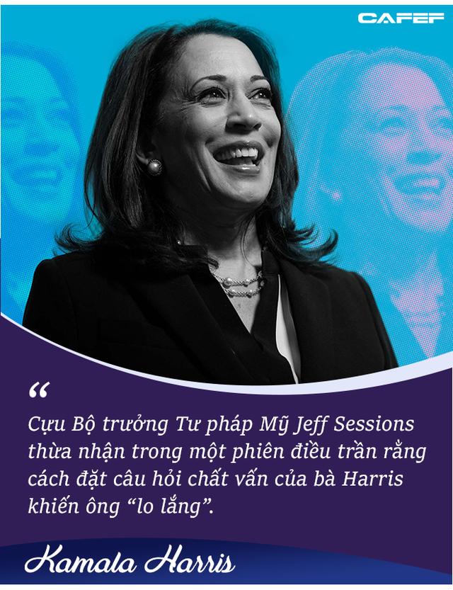 Chân dung Phó Tổng thống Mỹ đầu tiên thăm Việt Nam: Người phụ nữ của những điều chưa bao giờ mang làn gió mới đến chính trường Mỹ - Ảnh 4.