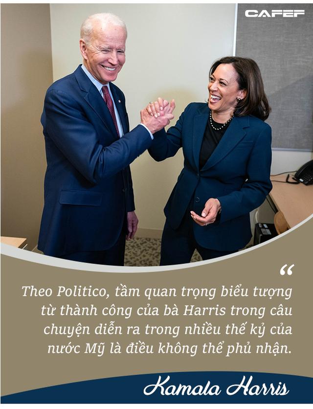 Chân dung Phó Tổng thống Mỹ đầu tiên thăm Việt Nam: Người phụ nữ của những điều chưa bao giờ mang làn gió mới đến chính trường Mỹ - Ảnh 6.