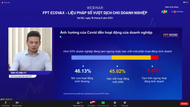 Ông Trương Gia Bình: Chúng tôi đề xuất ngân hàng chi trả chi phí cố định như điện, nước cho doanh nghiệp - Ảnh 2.